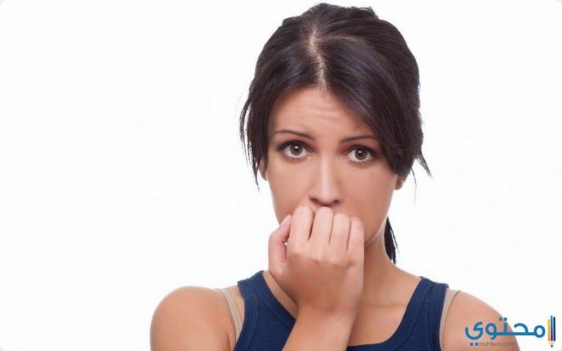 أعراض الإصابة بالهواء الرحم