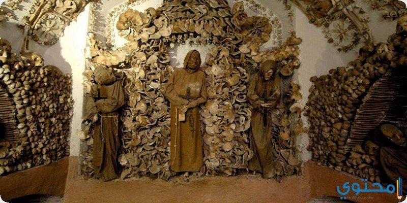 كنيسة الهياكل العظمية سيدليك