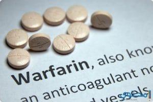 وارفارين Warfarin أقراص لعلاج تخثر الدم