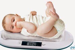 وزن الجنين في الشهر التاسع