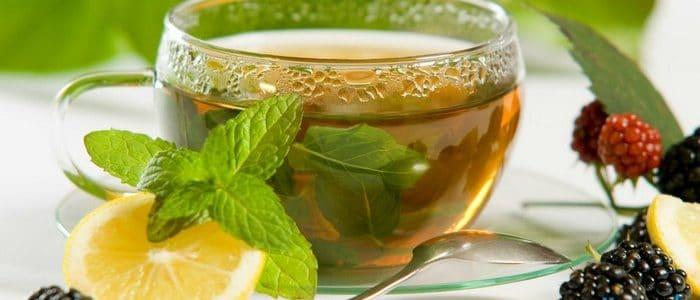 وصفات الشاي الأخضر لحرق الدهون