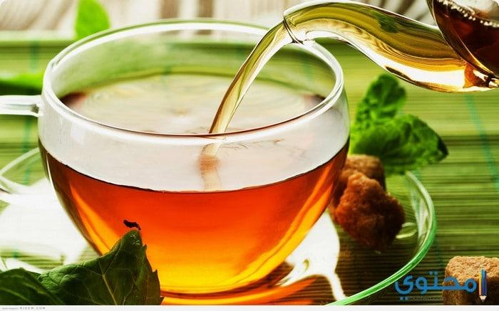 كيفية استخدام الشاى الأخضر للتنحيف