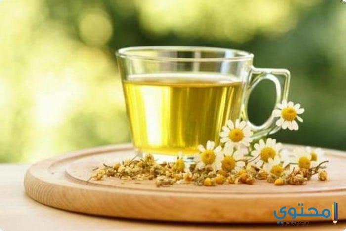وصفة الشاى الأخضر للتخسيس