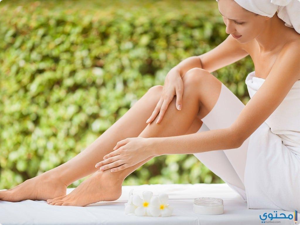 طريقة سهلة لنظافة القدمين وجعلها ناعمة