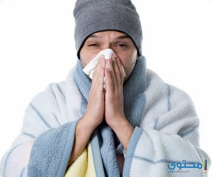 اسباب الاصابه بالبرد