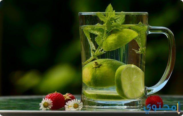 الليمون لعلاج الكحة