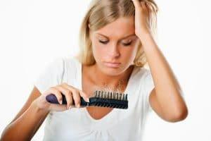 أحسن وصفة علاج تساقط الشعر