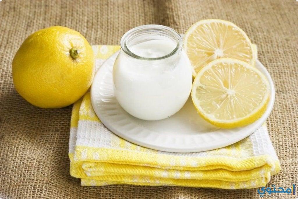 خلطة زيت الزيتون وعصير الليمون