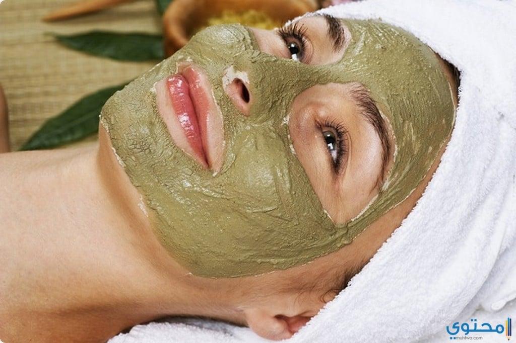 ماسك الطمي المغربي لتفتيح البشرة