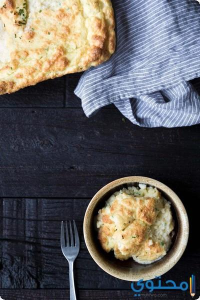 اكلات حديثة 2021 وصفه البطاطس المهروسة بالجبنة - موقع محتوى