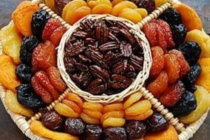 فوائد ياميش رمضان وقيمته الغذائية
