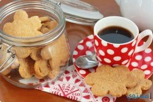 طريقة عمل حلوي البسكوت بالقهوة
