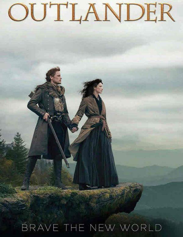 مسلسل دخيلة (Outlander)