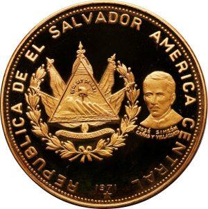 عملة السلفادور