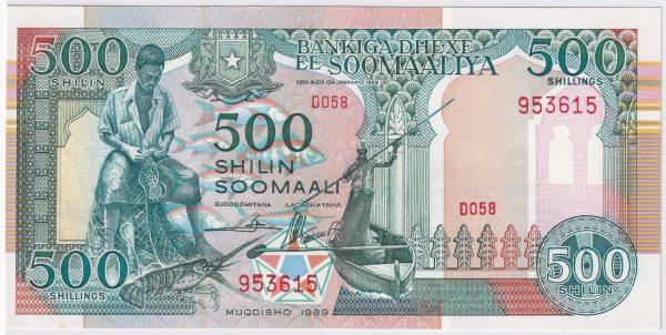 عملة الصومال