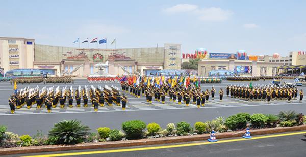 الكليات العسكرية لخريجي الثانوية