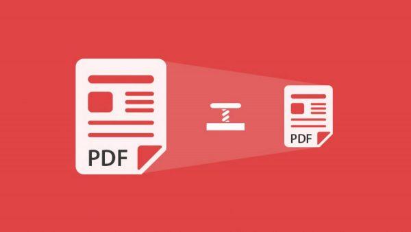برنامج تصغير ملفات الـ pdf