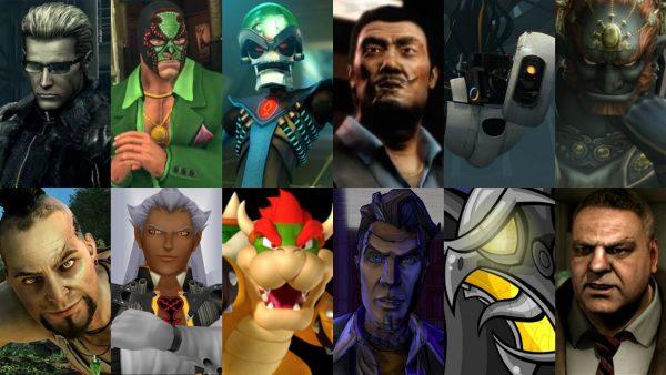 حكم تصميم شخصيات الألعاب