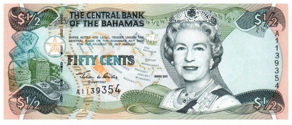 عملة جزر البهاما