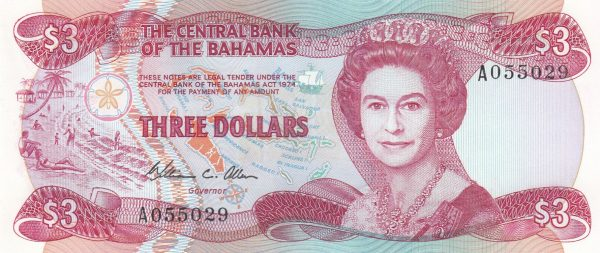 ما هي عملة جزر البهاما وفئاتها الورقية والمعدنية مع الصور 2