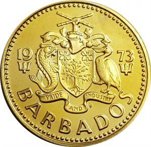 عملة دولة باربادوس