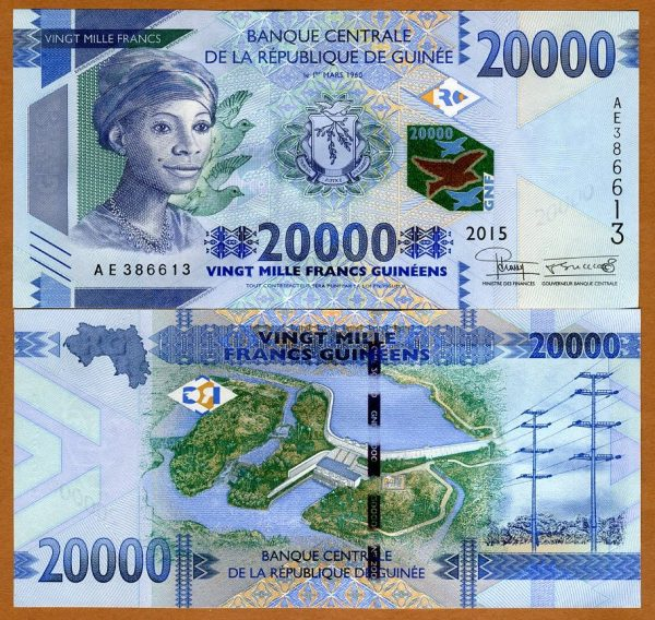 عملة دولة غينيا بيساو