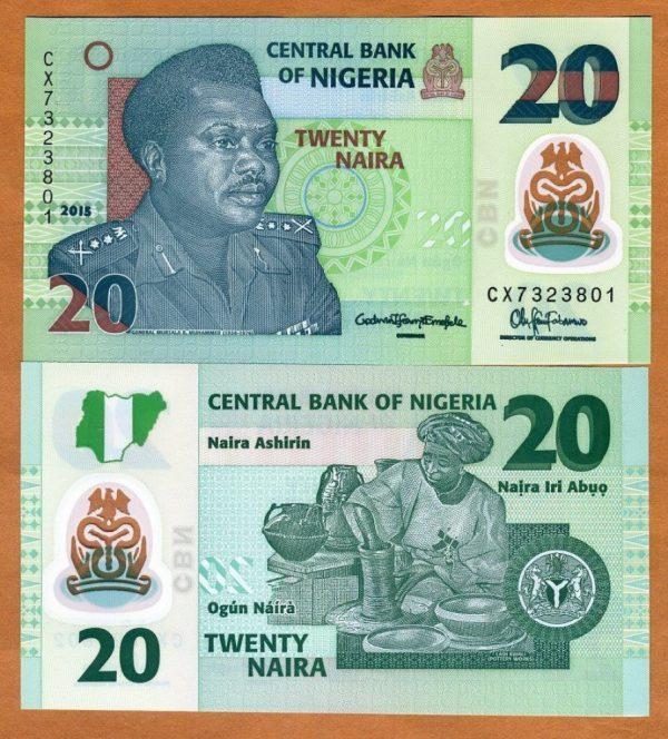 عملة دولة نيجيريا
