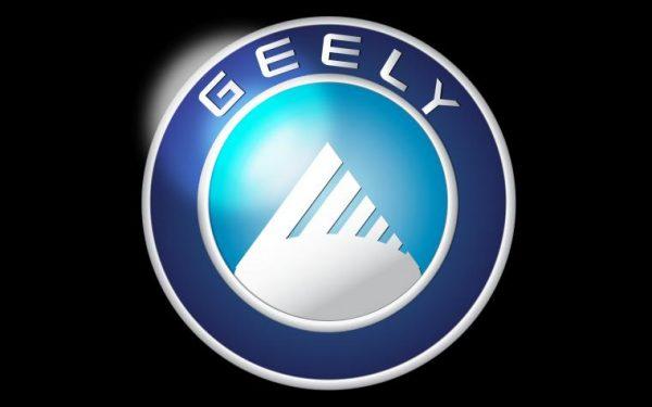 شعار سيارة جيلي