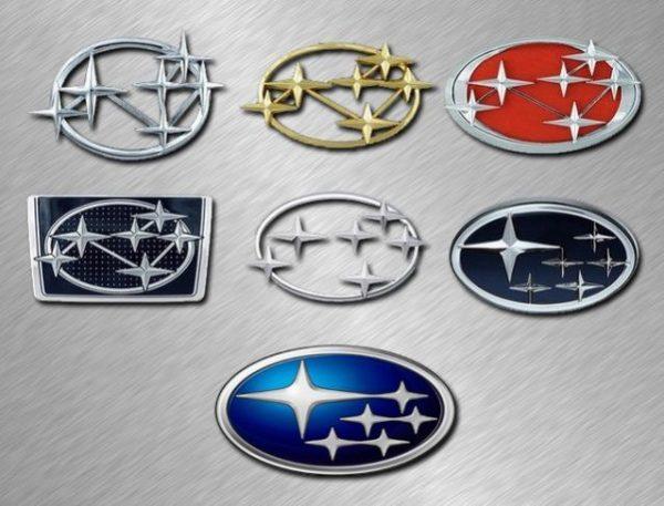 شعار سيارة سوبارو