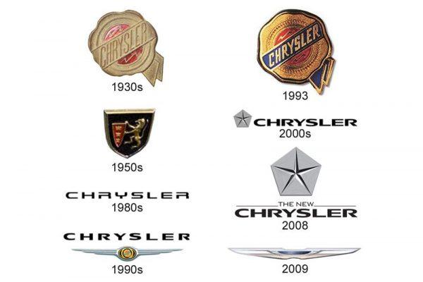 شعار سيارة كرايسلر