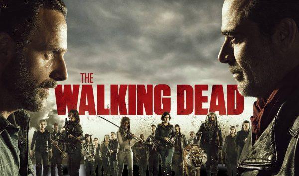 مسلسل The Walking Dead