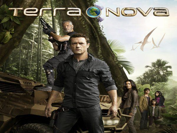 مسلسل Terra Nova