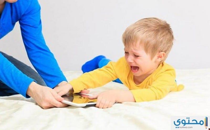 العناد عند الاطفال