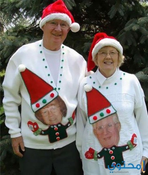 أغرب أزياء الكريسماس