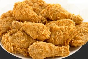 صور طريقة عمل الدجاج بالبقسماط
