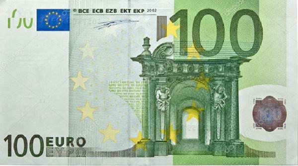 100 يورو