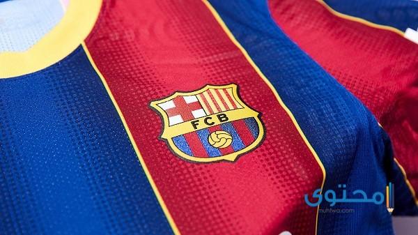 صور تيشرت برشلونة الجديد 2022