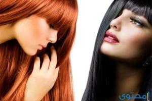 طريقة اختيار لون الشعر المناسب لبشرتك