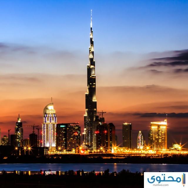 برج خليفة 2020