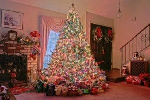 اشكال شجرة الكريسماس 2018