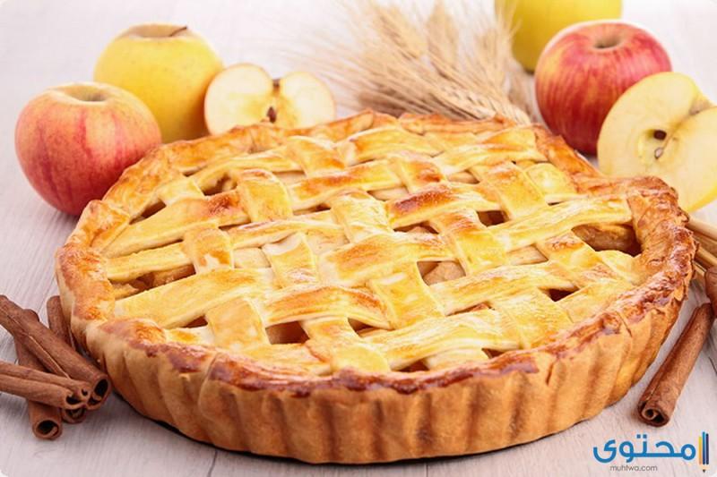 تارت التفاح