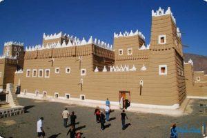 قصر الامارة في نجران… المملكة العربية السعودية