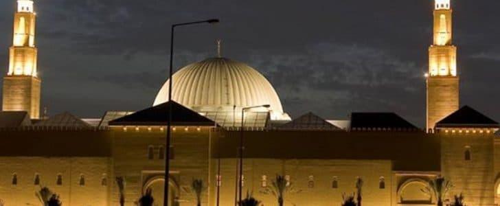مسجد الراجحي من أكبر مساجد الرياض