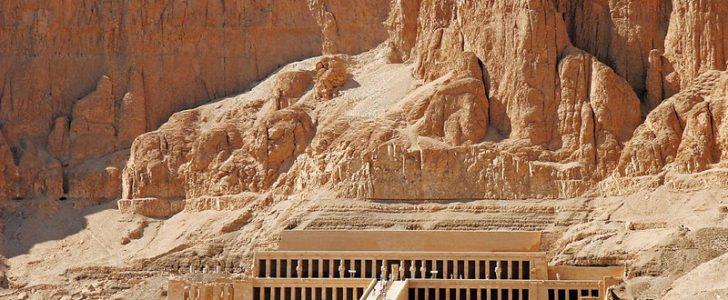 صور ومعلومات عن وادي الملوك