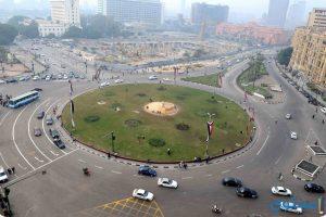 صور ومعلومات عن ميدان التحرير في القاهرة