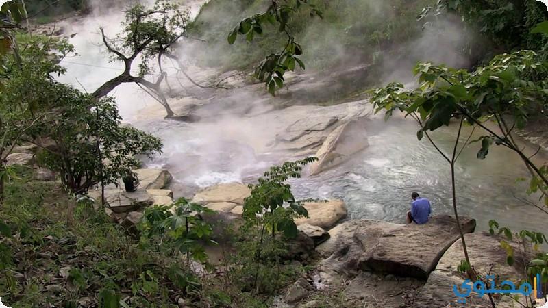 نهر الغليان