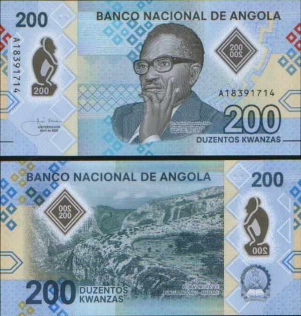 ما هي عملة أنغولا