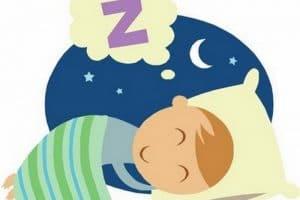 موضوع تعبير عن النوم