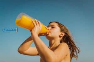 تفسير رؤية أعداد وشرب العصير فى المنام