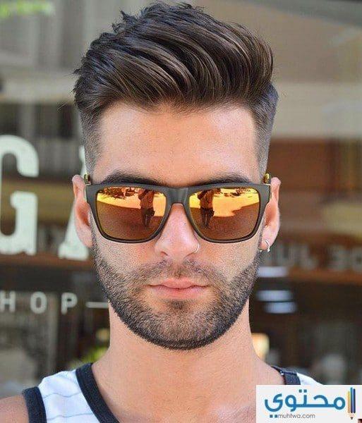 احدث قصات شعر الرجال